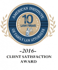 Edina Divorce & Family Law Attorneys & Lawyers - 2016 Client Satisfaction Award